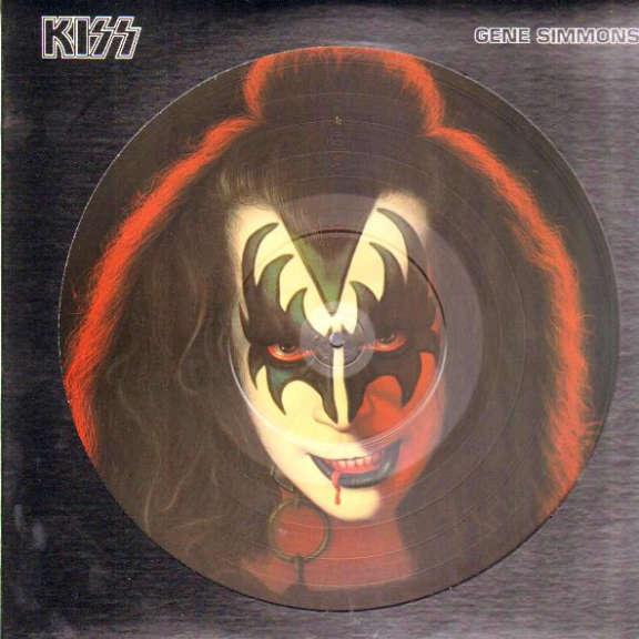 Kiss Gene Simmons LP 0