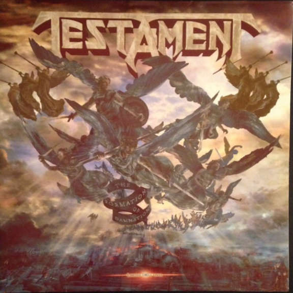 Testament The Formation Of Damnation LP 0