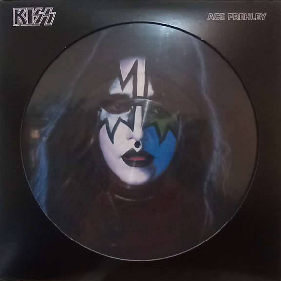 Kiss Ace Frehley LP 0