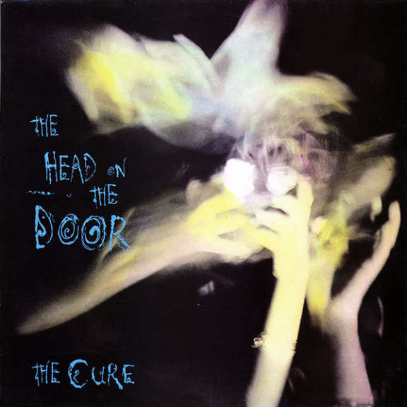 The Cure The Head On The Door LP 0