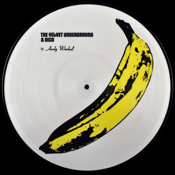 The Velvet Underground & Nico The Velvet Underground & Nico LP 0