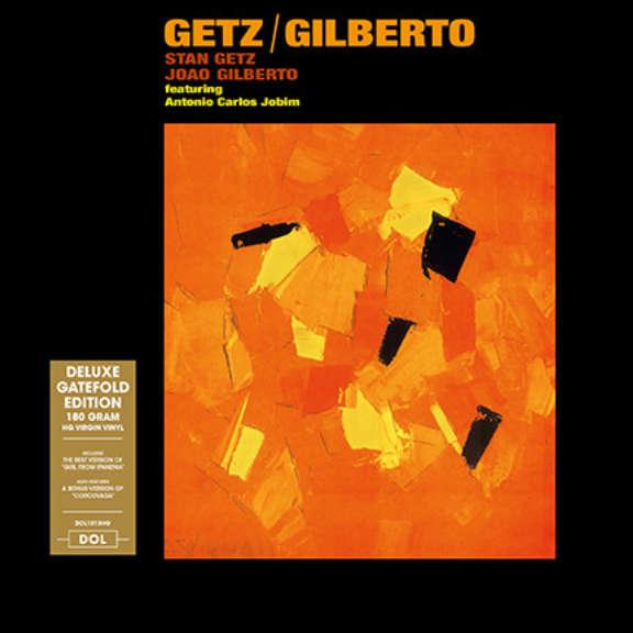 Stan Getz / Joao Gilberto Featuring Antonio Carlos Jobim – Getz / Gilberto LP 0