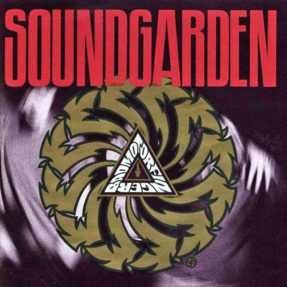 Soundgarden Badmotorfinger LP 0