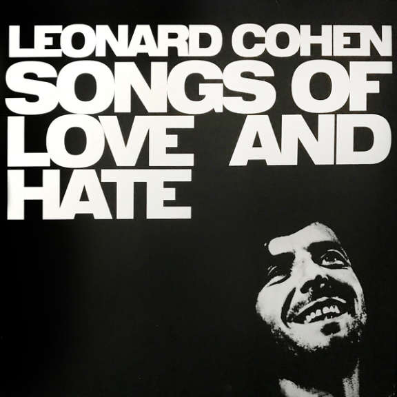 Leonard Cohen Songs Of Love And Hate LP 0