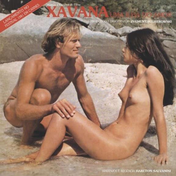 Hareton Salvanini Xavana, Uma Ilha do Amor LP 0
