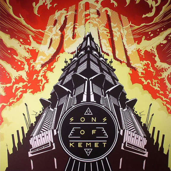Sons Of Kemet Burn LP 0