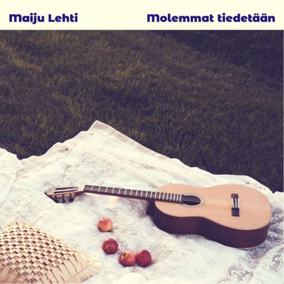 """Maiju Lehti Molemmat tiedetään 8"""" EP LP 2020"""