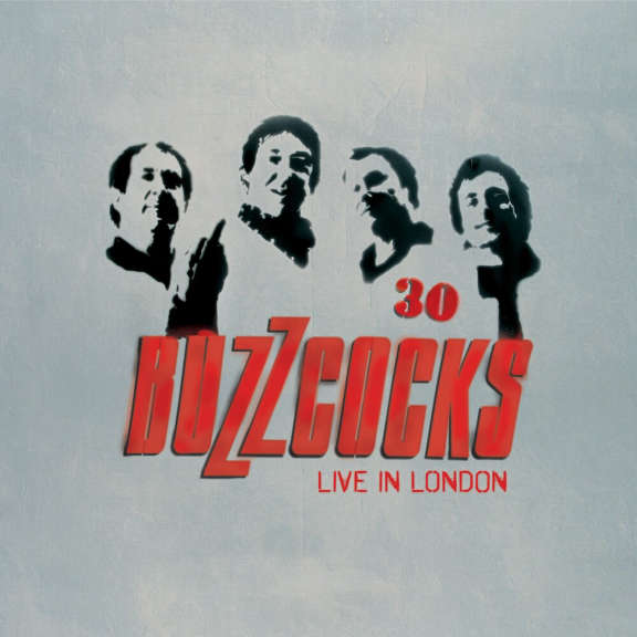 Buzzcocks 30 (Live In London) (coloured) LP 2021