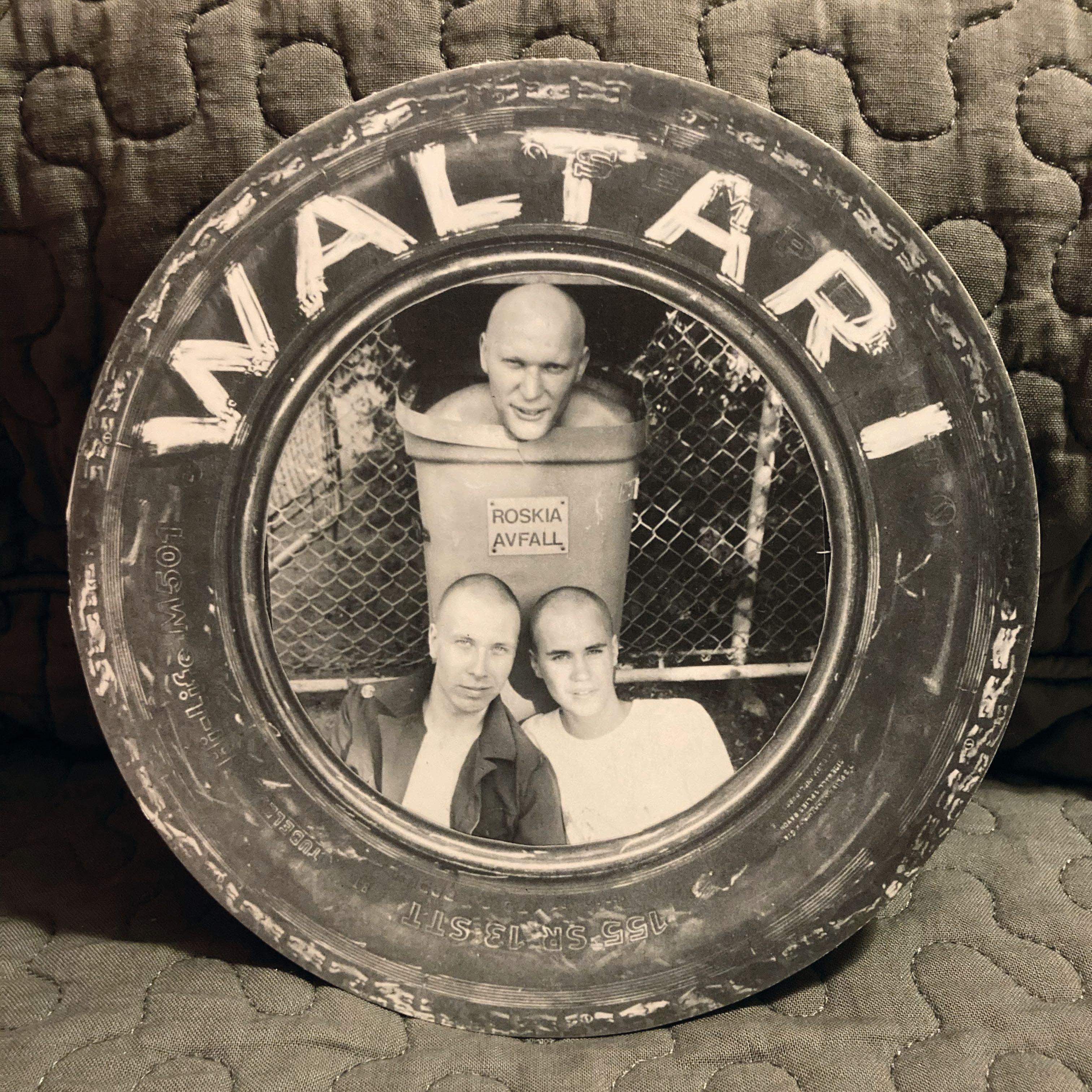 Waltari Rap Your Body beat / Shout (Sonic Records SONIC-3) LP undefined