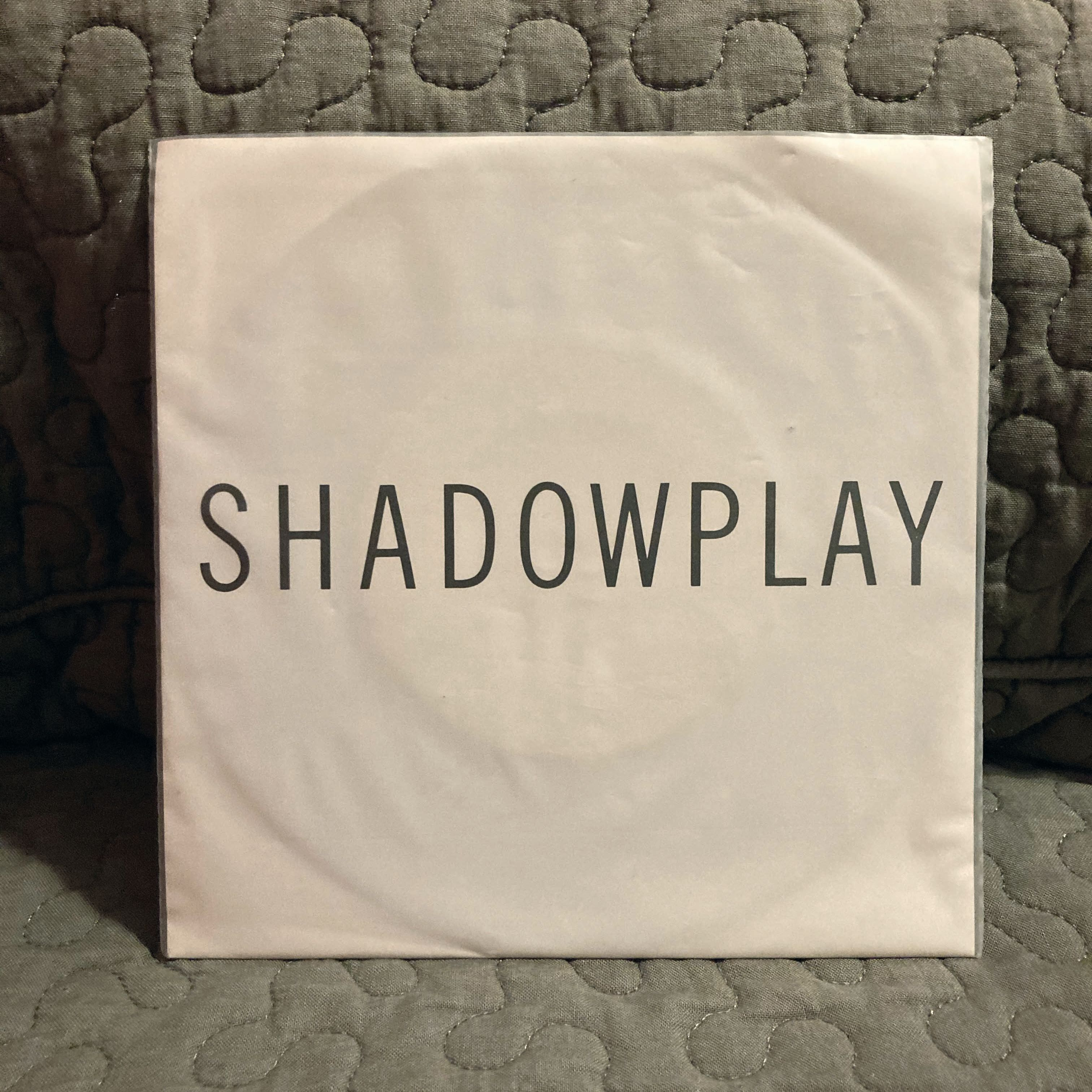 Shadowplay Looking at the Trees / Repulsion (Sonic Records, promosingle)  LP undefined