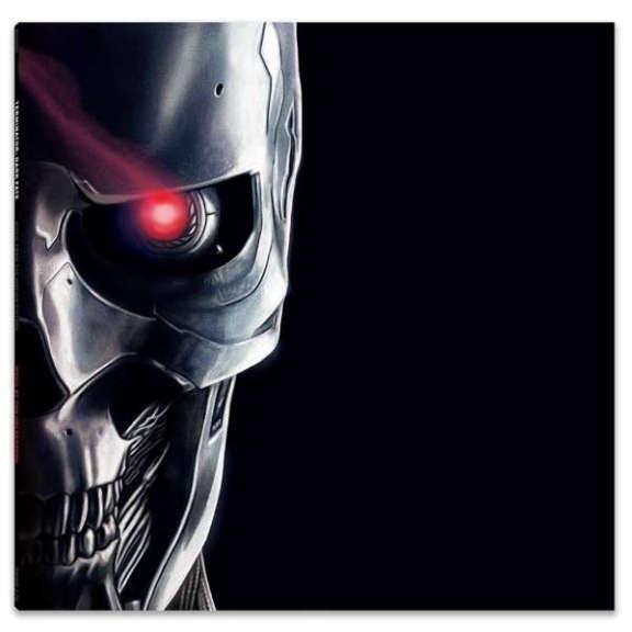 Tom Holkenborg Soundtrack: Terminator: Dark Fate LP 2021