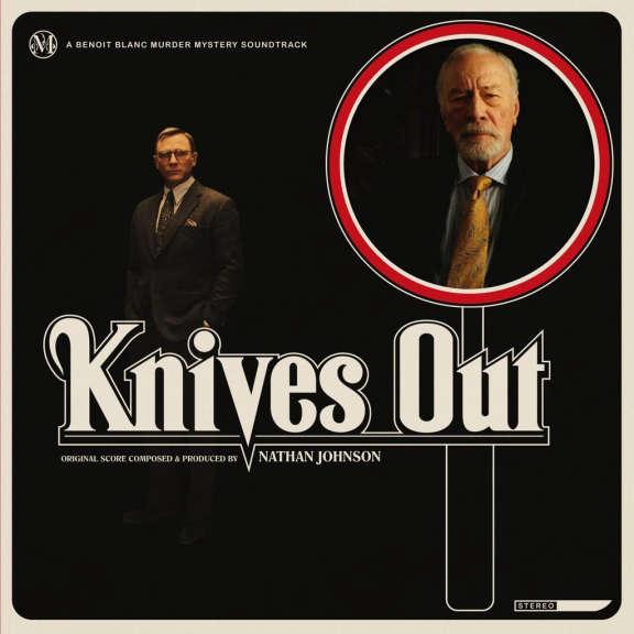 Nathan Johnson Soundtrack: Knives Out LP 2021
