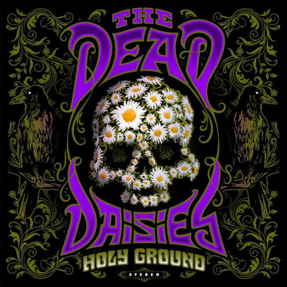 Dead Daisies Holy Ground LP 2021