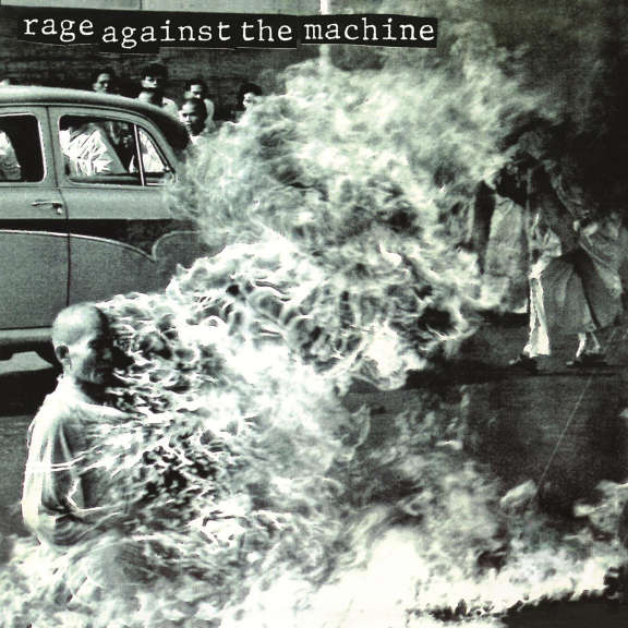 Rage Against The Machine Rage Against The Machine LP 0
