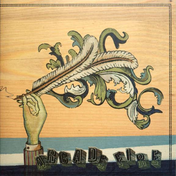 Arcade Fire Funeral LP 0