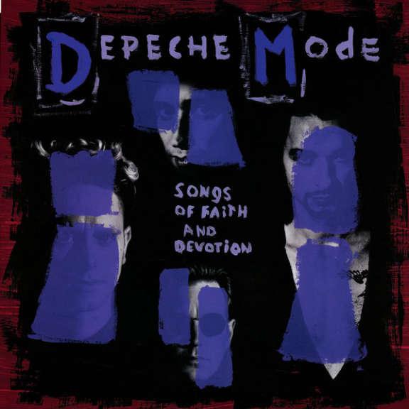 Depeche Mode Songs Of Faith And Devotion LP 0