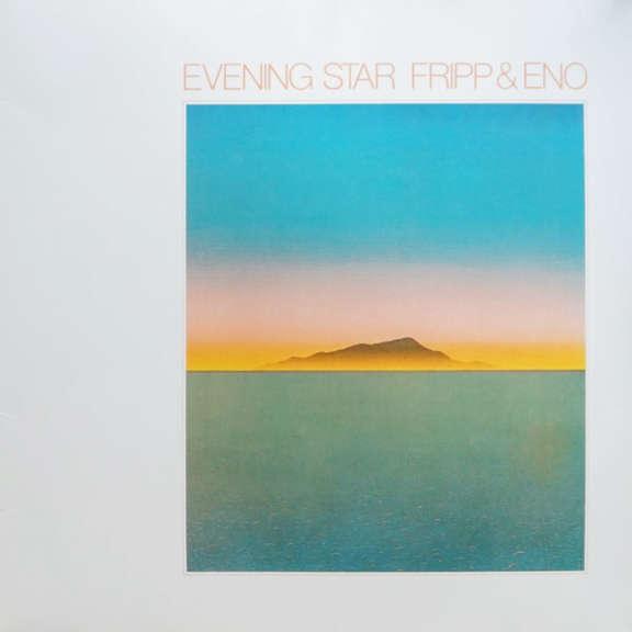 Fripp & Eno Evening Star LP 0