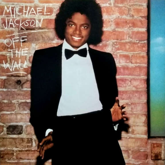 Michael Jackson Off The Wall LP 0
