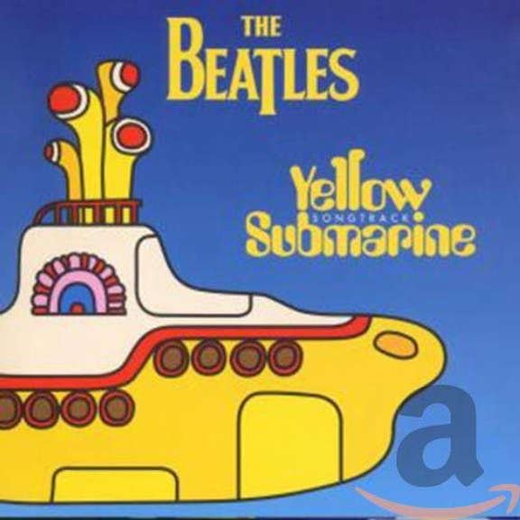 The Beatles Yellow Submarine Songtrack LP 0