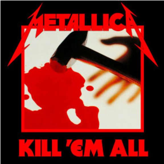 Metallica Kill 'Em All LP 0