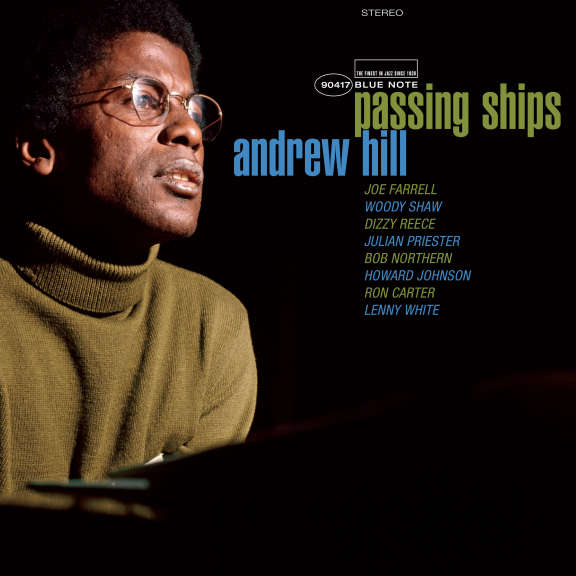 Andrew Hill Passing Ships LP 2021