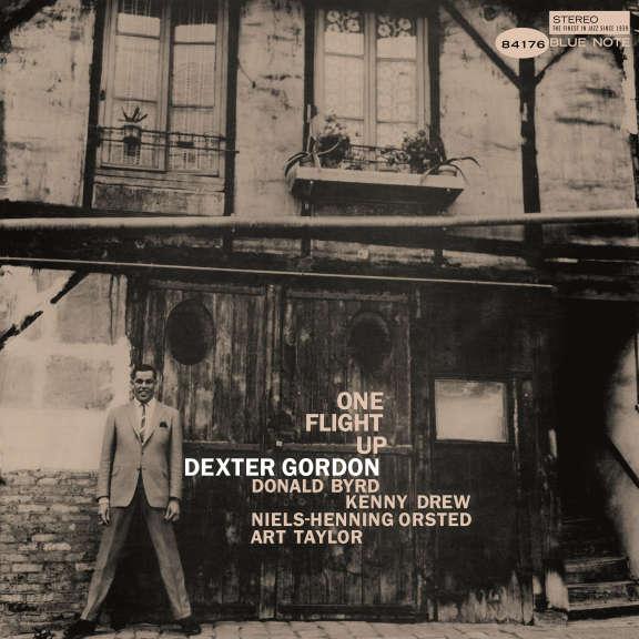 Dexter Gordon One Flight Up LP 2021