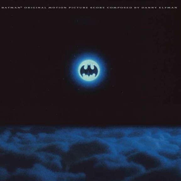 Danny Elfman Soundtrack : Batman (coloured) LP 2021
