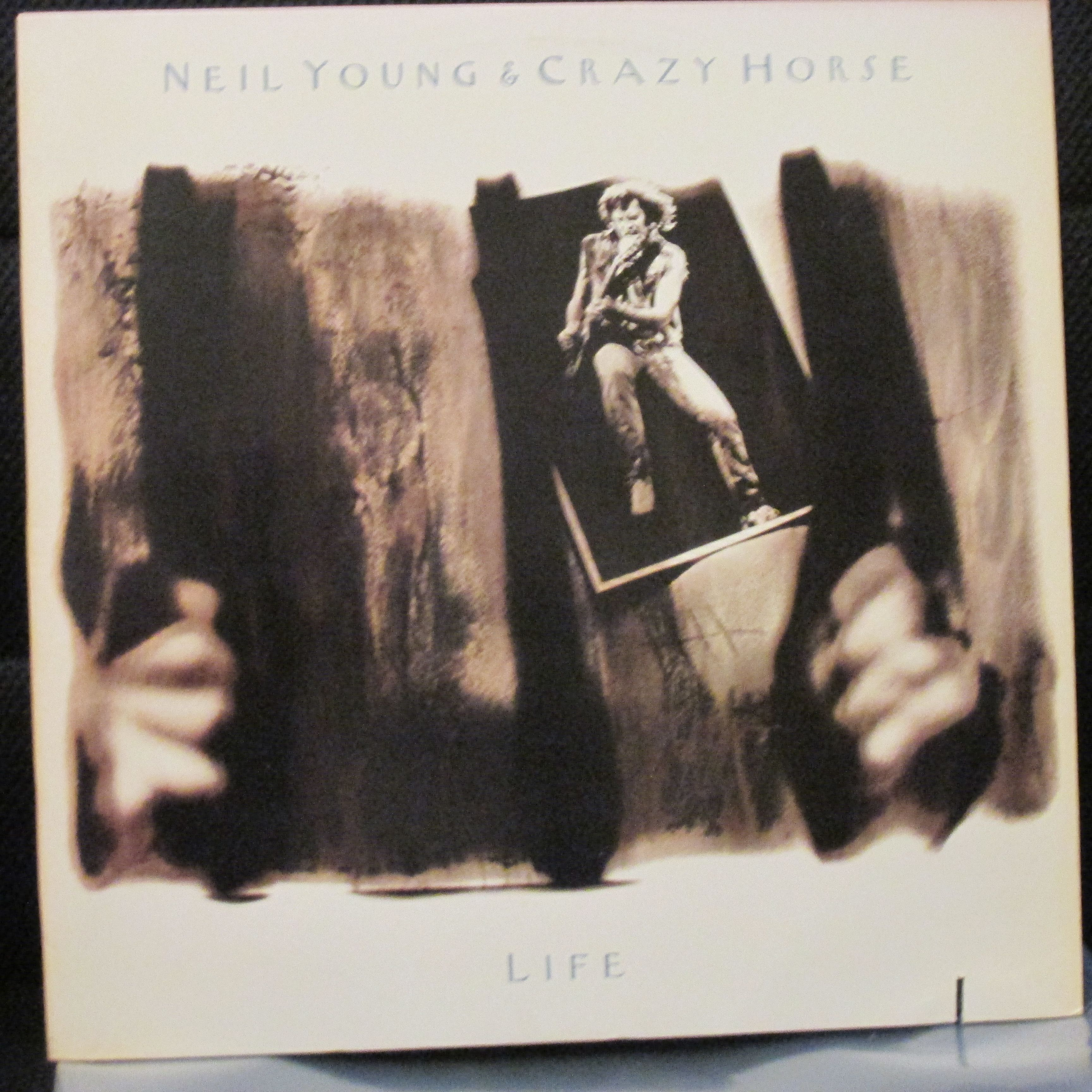 Neil Young & Crazy Horse Life LP undefined