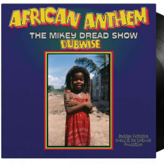 Mikey Dread African Anthem Dubwise (the Mikey Dread Show) LP 2021
