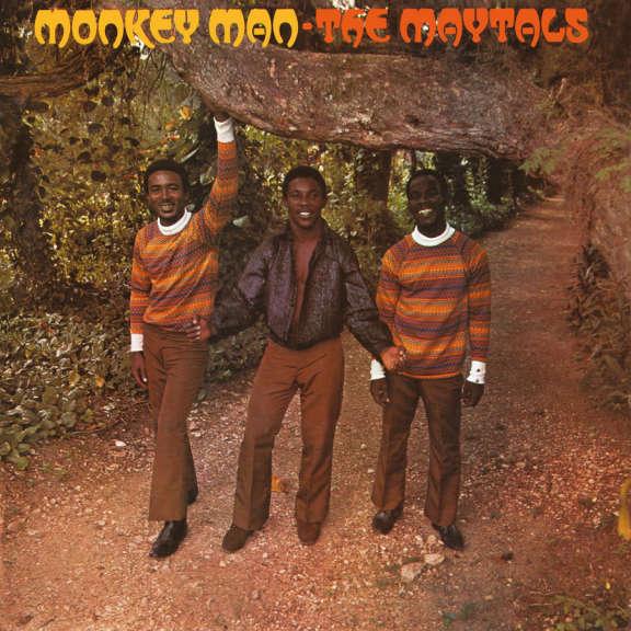 The Maytals Monkey Man LP 2021