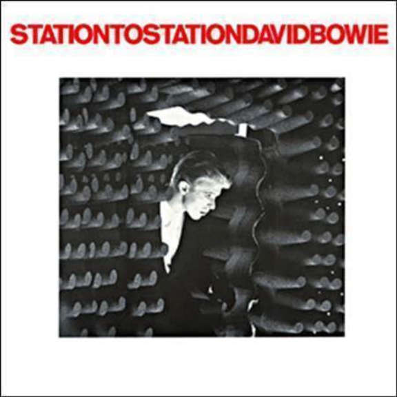 David Bowie Station To Station (45th Anniversary) (coloured) LP 2021