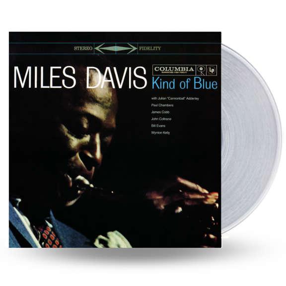 Miles Davis Kind Of Blue (coloured) LP 2021
