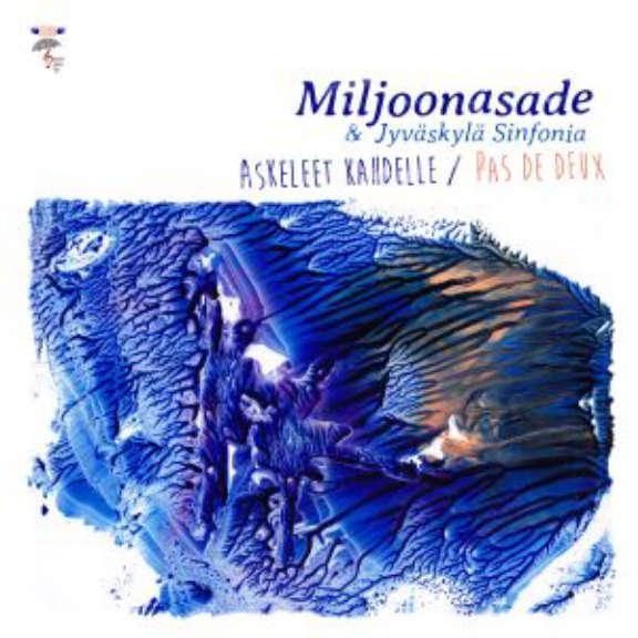 Miljoonasade / Jyväskylä Sinfonia Askeleet kahdelle - Pas de deux LP 2021
