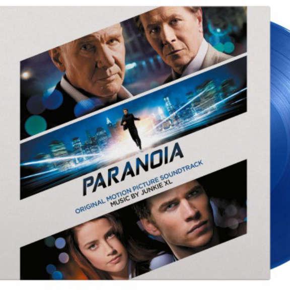 Junkie XL Soundtrack : Paranoia (coloured) LP 2021
