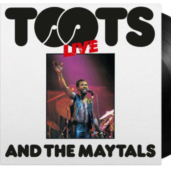 Toots and The Maytals Live LP 2021