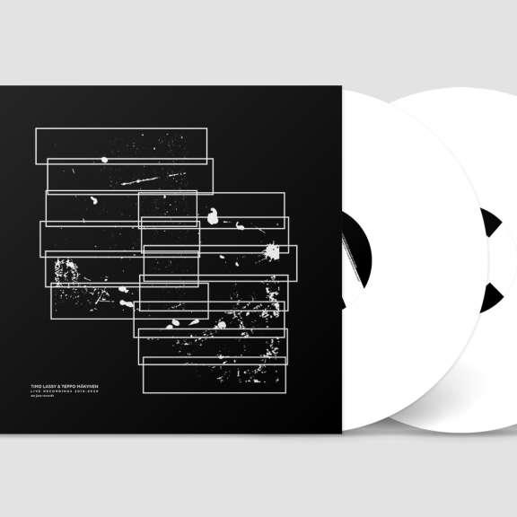 Timo Lassy & Teppo Mäkynen Live Recordings 2019-2020 (coloured) LP 2021