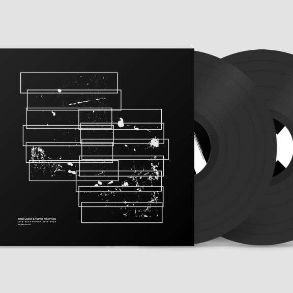 Timo Lassy & Teppo Mäkynen Live Recordings 2019-2020 (black) LP 2021