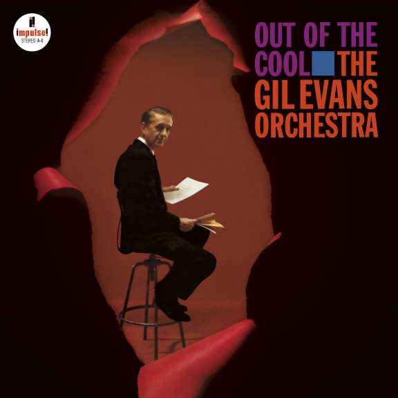 Gil Evans Out Of The Cool  LP 2021
