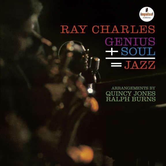 Ray Charles Genius + Soul = Jazz LP 2021