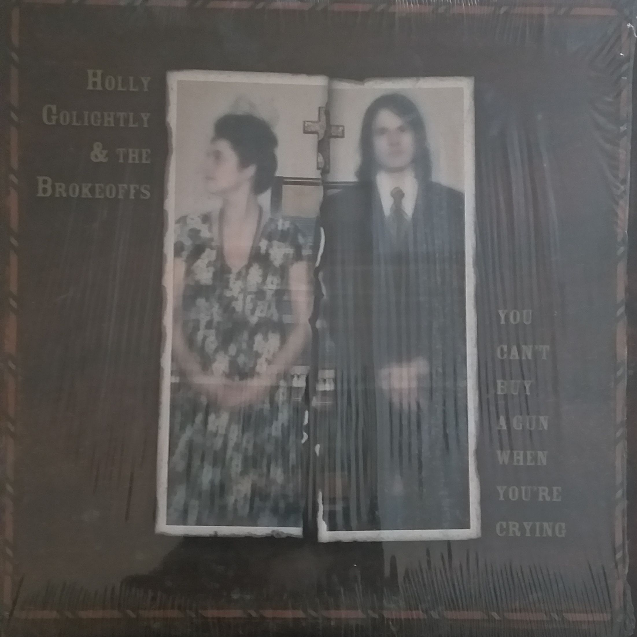 Holly Golightly & the brokeoffs You can't buy a gun when you're crying LP undefined