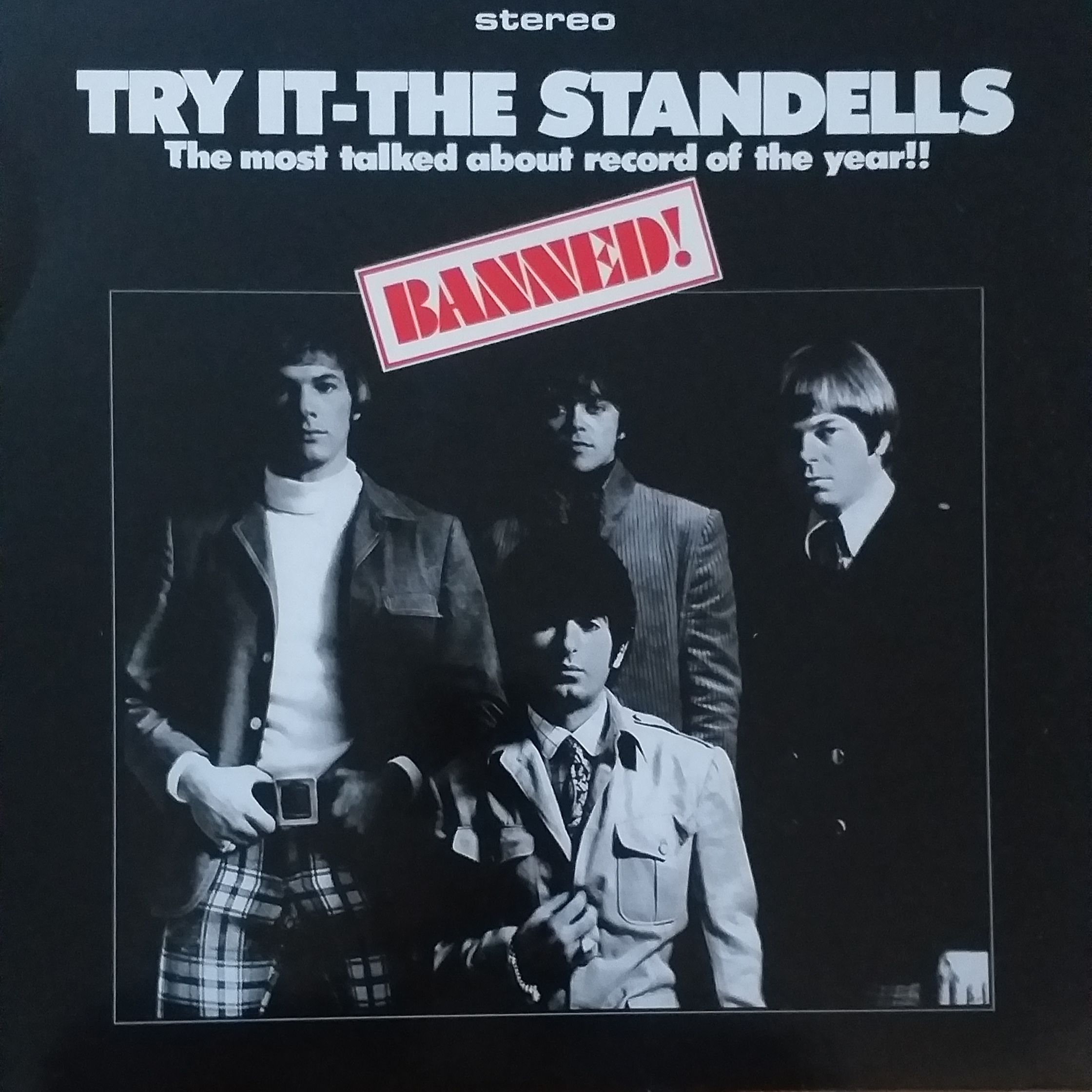 The standells Try it LP undefined