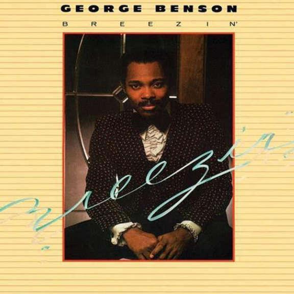 George Benson Breezin' (coloured) LP 2021