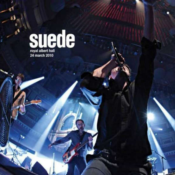 Suede Royal Albert Hall - 24th March 2010 (coloured) LP 2021