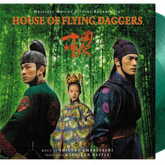 Shigeru Umebayashi Soundtrack : House of Flying Daggers (coloured) LP 2021