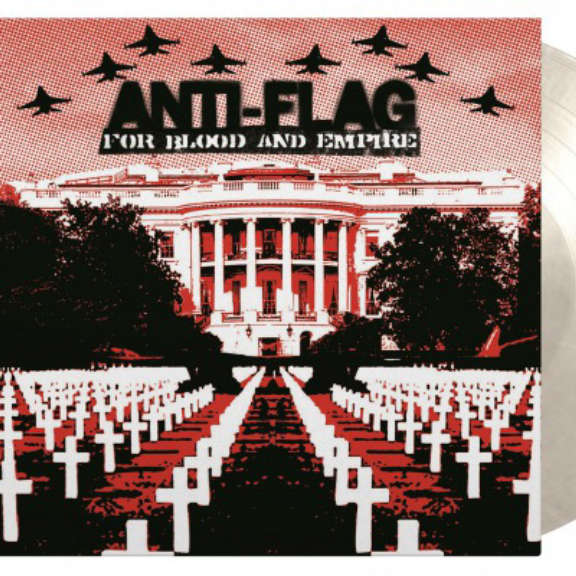 Anti-Flag For Blood And Empire (15th Anniversary) (coloured) LP 2021