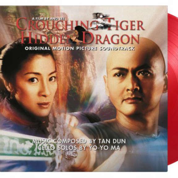 Tan Dun Soundtrack : Crouching Tiger Hidden Dragon (coloured) LP 2021