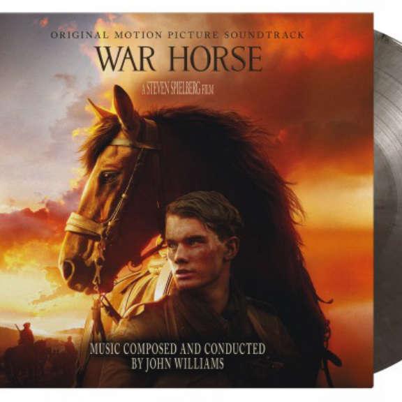 John Williams (various artists) Soundtrack : War Horse (coloured) LP 2021