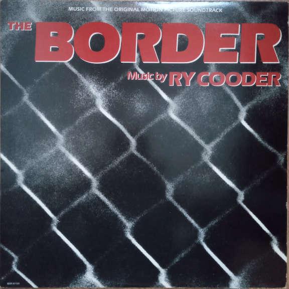 Ry Cooder The Border LP 0