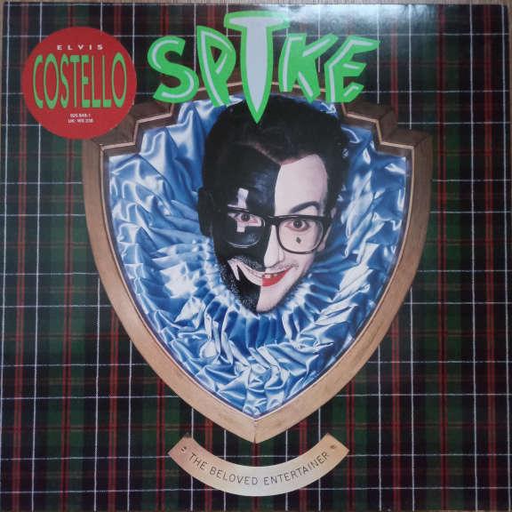 Elvis Costello Spike  LP 0
