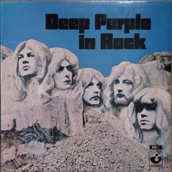 Deep Purple Deep Purple In Rock  LP 0